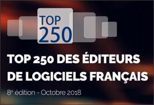 EY Top 250 des éditerurs